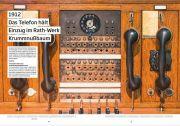 1912Telefon-halt-Einzug-im-Rath-Werk
