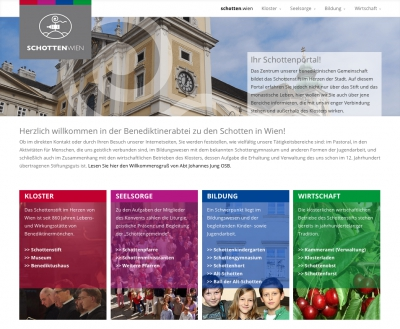 Schottenstift | Websites
